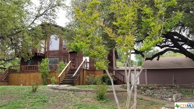 Killeen Single Family Home For Sale: 467 Triple 7 Trail