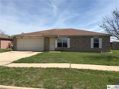Killeen Single Family Home For Sale: 4004 Sand Dollar