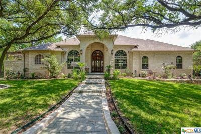 Belton Single Family Home For Sale: 106 Crest