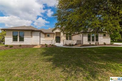 Salado Single Family Home For Sale: 2013 The Creeks Drive