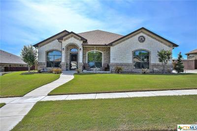 Killeen Single Family Home For Sale: 6400 Flag Stone Drive