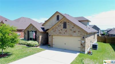 Harker Heights Single Family Home For Sale: 808 Siena Court