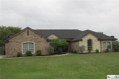Belton Single Family Home For Sale: 815 Butterfield