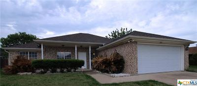 Harker Heights Single Family Home For Sale: 402 Jason