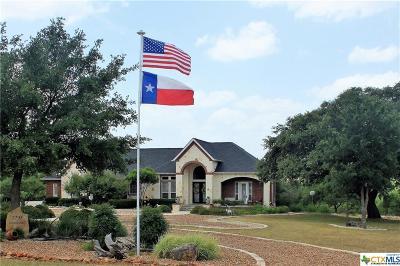 New Braunfels Single Family Home For Sale: 2295 Granada Hills