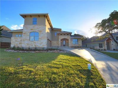 New Braunfels Single Family Home For Sale: 613 Hannah Run