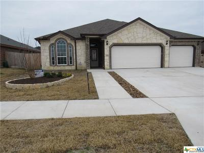 Killeen TX Single Family Home For Sale: $289,900