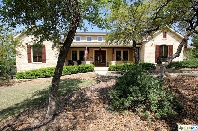 Canyon Lake Single Family Home For Sale: 434 Upland