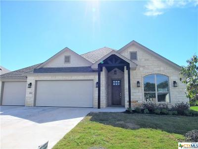 Temple TX Single Family Home For Sale: $261,900
