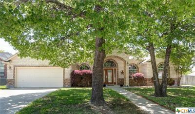 Harker Heights Single Family Home For Sale: 704 Pioneer