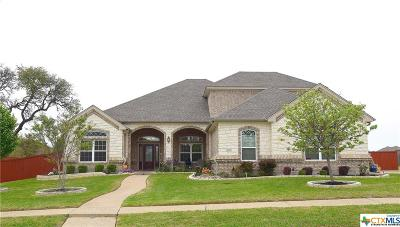 Killeen TX Single Family Home For Sale: $434,900