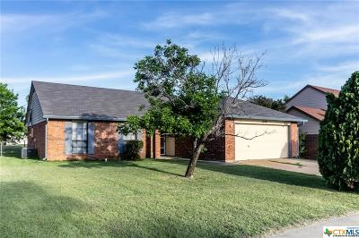 Killeen Single Family Home For Sale: 1910 Meadowbrook Drive