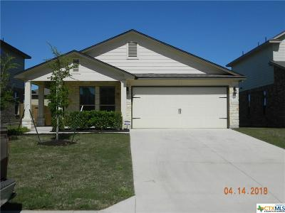 Belton Single Family Home For Sale: 5331 Dauphin Drive