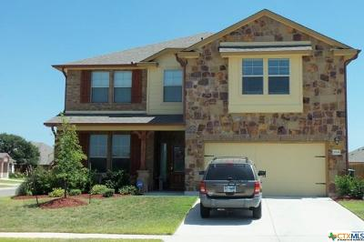 Killeen Single Family Home For Sale: 5508 English Oak
