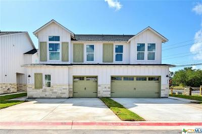 New Braunfels Condo/Townhouse For Sale: 212 Sapphire