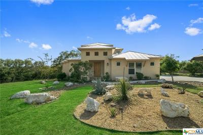 New Braunfels Single Family Home For Sale: 1321 Decanter Drive