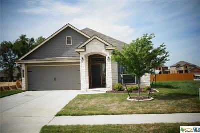 Killeen Single Family Home For Sale: 3529 Addison