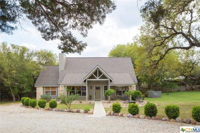 Wimberley Single Family Home For Sale: 1020 County Rd 1492