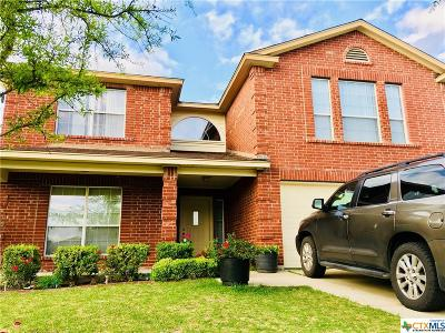 Harker Heights Single Family Home For Sale: 231 Memory