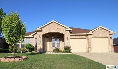 Harker Heights Single Family Home For Sale: 305 Canoe Drive
