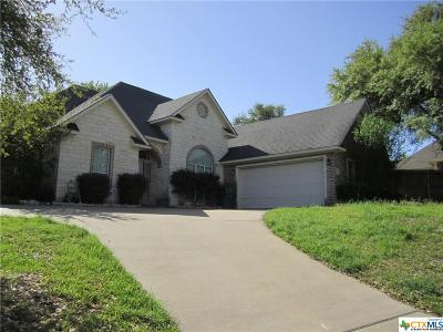 Belton Single Family Home For Sale: 405 Sage Brush Drive