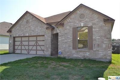 Temple Single Family Home For Sale: 723 Tumbleweed Trail