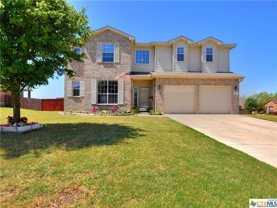 Harker Heights Single Family Home For Sale: 300 Tanner