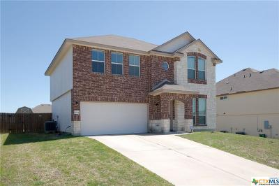 Copperas Cove Single Family Home For Sale: 2004 Mike Drive