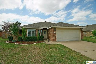 Killeen Single Family Home For Sale: 4209 Maid Marian Circle
