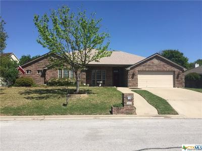 Harker Heights TX Single Family Home For Sale: $289,900