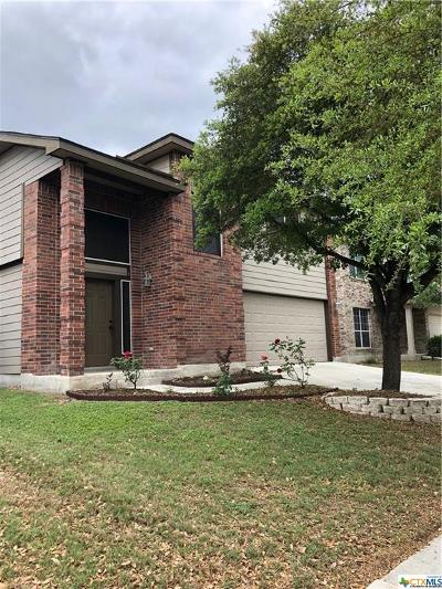 New Braunfels Single Family Home For Sale: 274 Val Verde