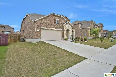 Harker Heights Single Family Home For Sale: 3328 Vineyard Trail