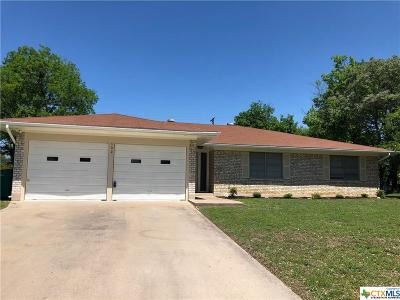 Belton Single Family Home For Sale: 402 20th