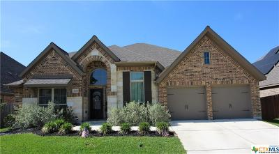 Seguin Single Family Home For Sale: 2124 Mill Valley