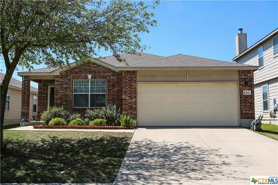 Killeen Single Family Home For Sale: 6512 Griffith Loop