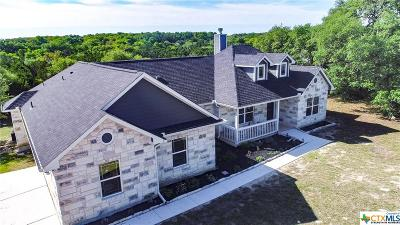New Braunfels Single Family Home Pending Take Backups: 1824 Misty Hollow