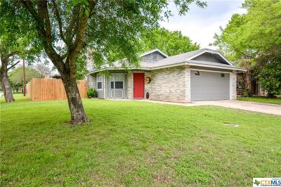 Single Family Home Pending w/Option: 2726 Bowie Trail