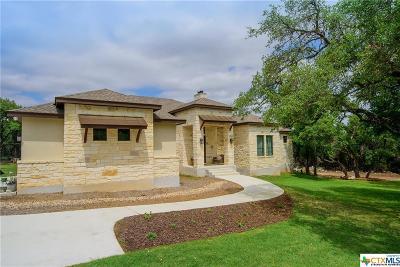 New Braunfels Single Family Home For Sale: 5934 Keller Ridge