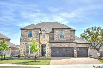 New Braunfels Single Family Home For Sale: 515 Mission Hill Run