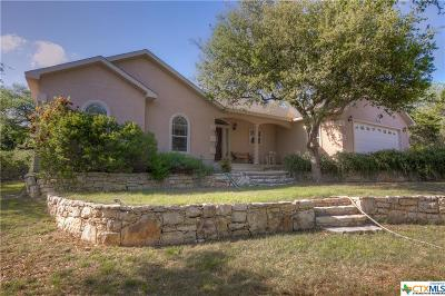 Canyon Lake Single Family Home For Sale: 260 Campbell Drive