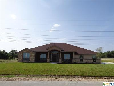 Lampasas County Single Family Home For Sale: 884 Cr 4772
