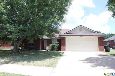 Killeen Single Family Home For Sale: 4306 Pete