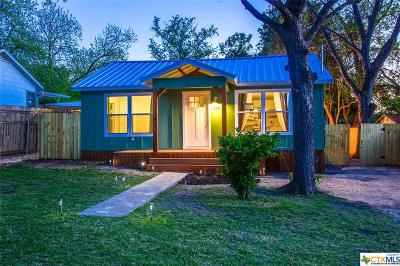 New Braunfels Single Family Home For Sale: 350 Hackberry