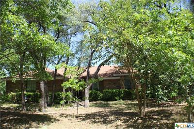 Killeen TX Single Family Home For Sale: $145,000