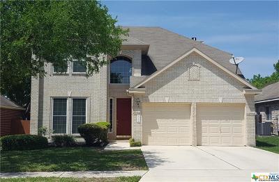 Cibolo Single Family Home For Sale: 268 Fawn Ridge