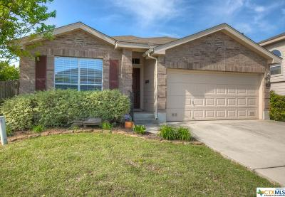New Braunfels Single Family Home For Sale: 133 Crane Crest
