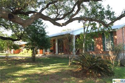 New Braunfels Single Family Home For Sale: 10715 Dedeke
