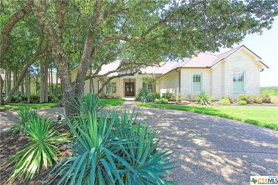 Salado Single Family Home For Sale: 2494 Hester Way