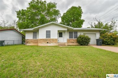Killeen Single Family Home For Sale: 1909 22nd
