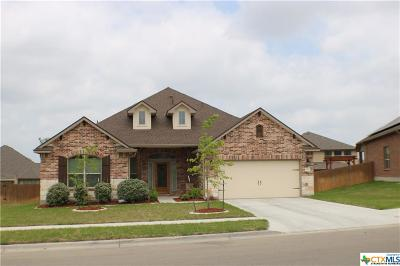 Harker Heights Single Family Home For Sale: 825 Tuscan Road